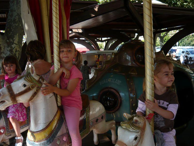 29 Juill 2011 148 girls on horses