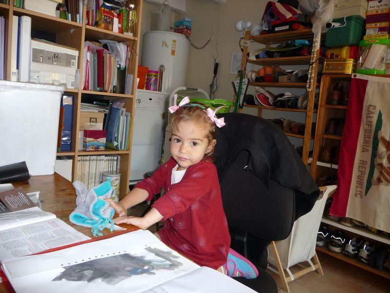 20 Juill 2011 010 M & ruban hair